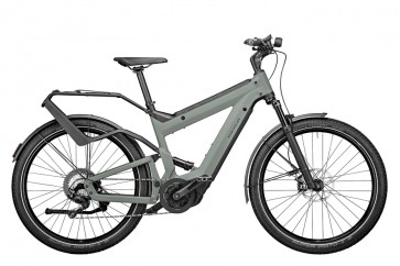R&M SuperDelite Full Suspension eBike