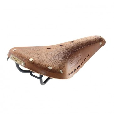 Brooks B17 Standard Leather Saddle Pre-Aged Dark Tan
