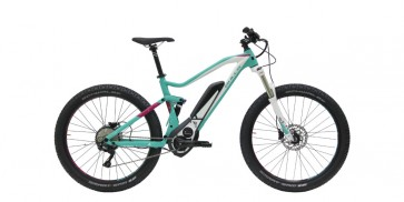 Aminga E TR1 Women's Full Suspension eMTB