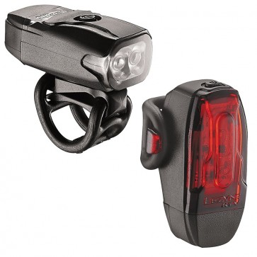 Lezyne KTV Drive USB Light Front and Rear (Pair)