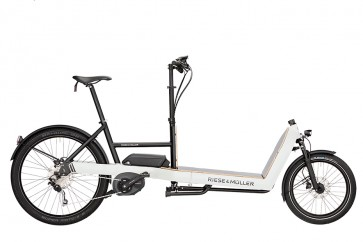 R&M Packster Cargo eBike Touring Grey