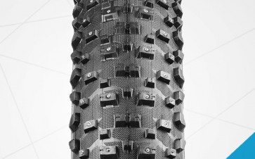 Snowshoe XL Studded Fat Bike Tire