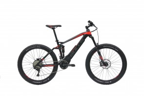 E-Stream Evo FS 3 27.5 Plus Full Suspension Brose eBike