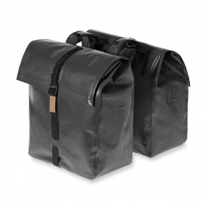 Basil Urban Dry - double bag - 50L - black