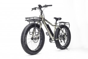 Surface 604 Boar Camo Electric Fat Bike