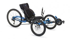 Adventure HD Recumbent Electric Trike