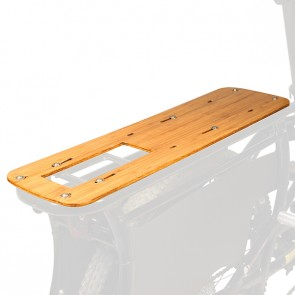 Bamboo Deck for Yuba Spicy Curry and Boda