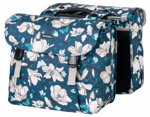 Basil MIK Magnolia Double Bag 35L