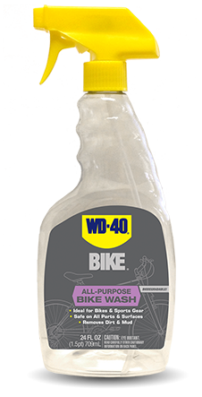 WD-40 All Purpose Foaming Bike Wash