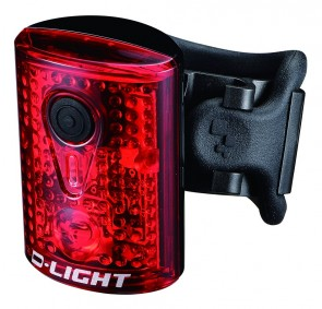 D-Light CG-211R USB Rechargeable Rear Light