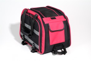 Expandable Bike Pet Carrier