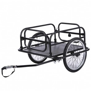 Evo E-Tec Folding Bike Cargo Trailer