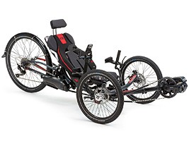Sprint X Tour RS Steps 8000 Recumbent Electric Trike (Fast Track)