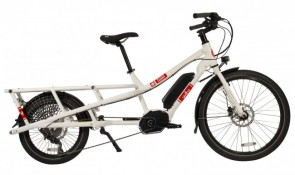 Yuba Spicy Curry Bosch Cargo eBike